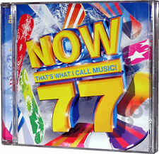 Now Thats that's What I Call Music 77 - 2 CD 44 Tracks Of 2010 Pop Songs