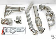 OBX Header for 97-03 Pontiac GTP Buick Regal GS 3.8L 3800 Stainless