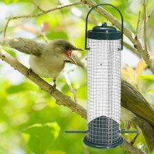Iron Wire Hanging Garden Bird Feeder Hanger Outdoor-Feeding Pet Supply Ga Gift.!