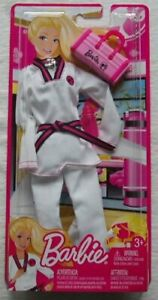 The Barbie Doll I Can Be Martial Artist Judo Karate outfit