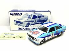 JAPAN TOMY TOMICA MR CRAFT FIAT 131 ABARTH RACING 1/60 DIECAST TOY CAR