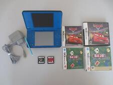 Belle Console Nintendo DSi XL Bleue Avec Plus de 40 Jeux / Blauw Met 40+ Spellen