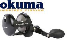 Okuma Metaloid M-12IILX 4bb 2 Speed Left Hand - Multirolle zum Meeresangeln