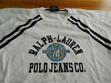 Ralph Lauren Polo Jeans Co Basketball 3A T Shirt Medium ?