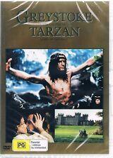 Greystoke The Legend of Tarzan DVD Postage Within Australia Region All