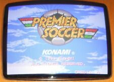 PREMIER SOCCER  by KONAMI  JAMMA ARCADE PCB GAME