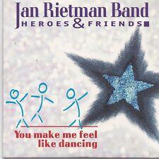 Jan Rietman Band-You Make Me Feel Like Dancing cd single