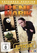 """RENE MARIK """"AUTSCHN EXTENDED EDITION"""" 2 DVD NEU"""