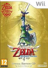 The Legend of Zelda Skyward Sword Wii NEW And Sealed FULL UK Version