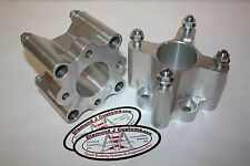 """Yamaha Raptor 90 Rear Wheel Spacers 3"""" Thick, 4/110mm"""