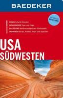 Baedeker Reiseführer USA Südwesten von Axel Pinck und Helmut Linde (2016, Tasche