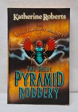 The Great Pyramid Robbery by Katherine Roberts (Paperback, 2001)
