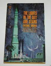 The Lights in the Sky Are Stars - by Fredric Brown - 1963 - Science Fiction