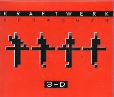 Kraftwerk3-D (1 2 3 4 5 6 7 8) Limited EditionCDKling Klang– 0190295705688