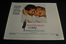 Man Woman and Child Original 22x28 Half 1/2 Sheet Movie Poster - (1983) ITB WH