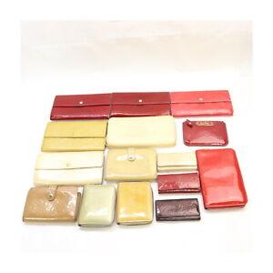 Louis Vuitton Vernis Wallet Key Case 15 pieces set 522625