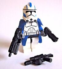 Lego Custom ARC ECHO Clone Trooper Commander Custom Weapons