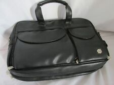 Genuine Vintage SOREN Leather  Messenger Shoulder Laptop/Document Bag #17
