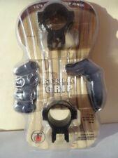 THOMPSON CENTER BLACK GORILLA GRIP MED SCOPE RINGS #9946