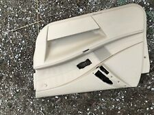 BMW E60 E61 530d 525d 535d 520i 545 550 530 door panel leather + airbag front RH