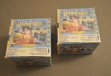 2002 Panini Harry Potter and the Chamber of Secrets 2 Boxes 100 Packets
