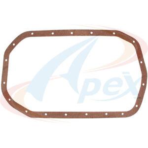 Engine Oil Pan Gasket Set Apex Automobile Parts AOP203