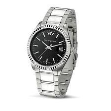 Philip Watch CARIBE R8253397010 orologio quarzo uomo 39 acciaio/nero APR16