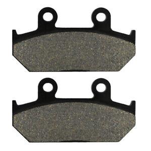 Rear Brake Pads for SUZUKI AN 400 Burgman / Skyware 2007-2019 AN 650 2003-2019