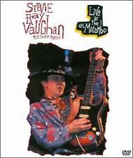 STEVIE RAY VAUGHAN Live At The El Mocambo DVD BRAND NEW PAL