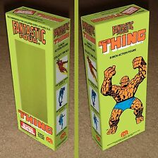"""MEGO 8"""" THING FANTASTIC FOUR BOX ONLY"""