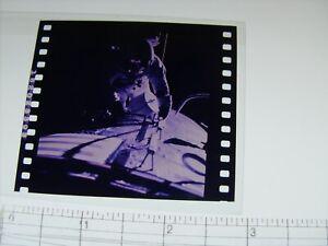 NASA APOLLO MISSION 1st GENERATION FROM MASTER 70mm NEGATIVE GEMINI ED WHITE