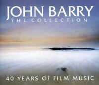 ohn Barry - John Barry - The Collection - 40 Years of Film Music [CD]