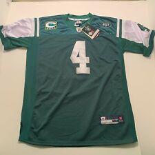 New York Jets Brett Favre Reebok Sz 50 NWT Captain jersey NFL hall of fame