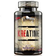 Warrior Supplements Warrior Kreatine Vegetarian Supplement 120 Capsules