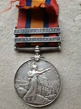 More details for queens south africa medal