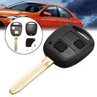 Car Remote Key Shell Fit For Toyota Corolla Camry Prado Land Cruiser RAV4 pro