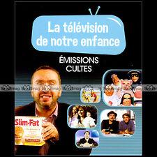 TELEVISION DE NOTRE ENFANCE N°2 GYM TONIC ENFANTS DU ROCK LES NULS GUIGNOLS INFO