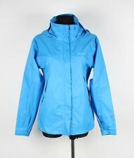 Didriksons Storm System Hooded Women Light Jacket Size 38, Genuine