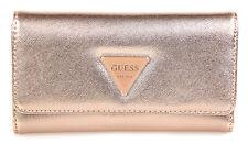 e4314154185f1 Guess Damen Geldbörse Portemonnaie Wallet Börse Brieftasche gold
