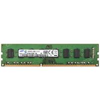 For Samsung 8GB 2RX8 PC3L-12800U DDR3-1600 MHz 1.35V Desktop 240 Pin CL11 Memory