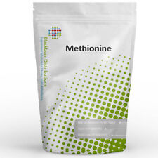 DL-METHIONINE POWDER 1KG - ANTIOXIDANT - FREE DELIVERY