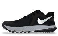 Nike Air Zoom Wildhorse 5 Black/Grey Mens Trail Running Shoe Size 7.5 AQ2222 001