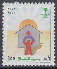 Saudi Arabia 1998 ** Mi.1296 Behinderte Day of Disabled Persons