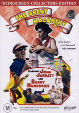 The Great Macarthy - Sport / Comedy / Adventure / Australian - NEW DVD