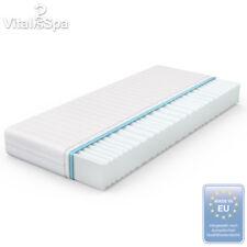 VitaliSpa® 7 Zonen Kaltschaum Matratze 90x200 cm H2 Marken Schaumkern 16cm