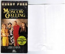 """No CD! SLEEVE ONLY! GORKY PARK Moscow Calling /Welcome To The JAPAN 3""""CD CRDP-56"""