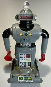 ZEROIDS ZINTAR ROBOT VINTAGE ORIGINAL By IDEAL (1968)