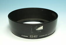 Canon es-62 parasol/lens Hood para Canon EF (1:1 .8/50 II) - (82038)