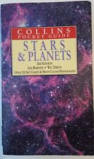 Collins Pocket Guide to Stars and Planets (1994, Paperback) A9-7