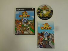 MY STREET PLAYSTATION 2 PS2 *FREE SHIPPING* COMPLETE